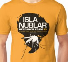 Isla Nublar Research Team 2.0 Unisex T-Shirt