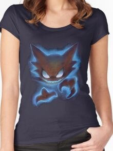Pokemon Haunter Women's Fitted Scoop T-Shirt