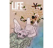 Life. Love of Nature Photographic Print