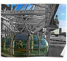 London Eye-Pod Poster