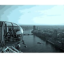 Highest Point In London Photographic Print