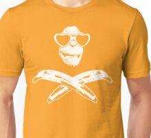Monkey Roger shades Unisex T-Shirt