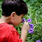 Taking Time To Smell the Flowers by SESE