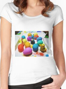 Another Eminently Successful Easter Eve! Women's Fitted Scoop T-Shirt