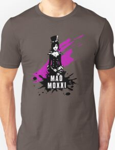 Mad Moxxi (Colored BG) T-Shirt