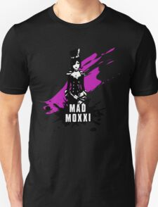 Mad Moxxi (Colored BG) T-Shirt