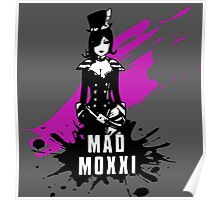 Mad Moxxi (Colored BG) Poster