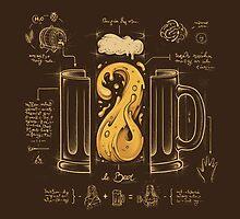 Le Beer (Elixir of Life) by buko