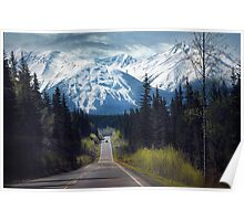 South Bound on Highway 37  Poster