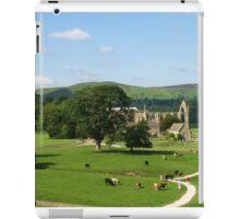 Bolton Abbey, Wharfedale, N. Yorkshire iPad Case/Skin