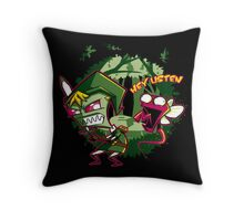 The Legend of Zim Throw Pillow