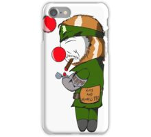 MOOGLE GEAR NUT EATER iPhone Case/Skin