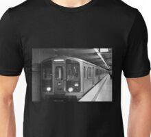 Metro Red Line  Unisex T-Shirt