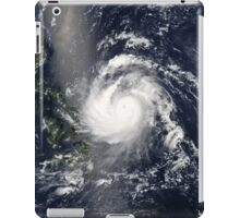 Eye Of The Storm  - Amazing Hurricane Photographed from Space iPad Case/Skin