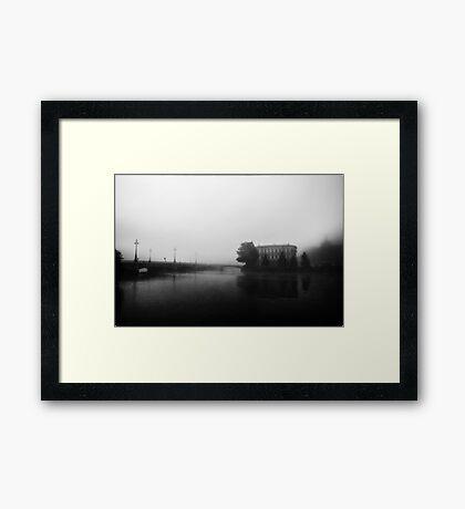 Stomsborg Stockholm Framed Print