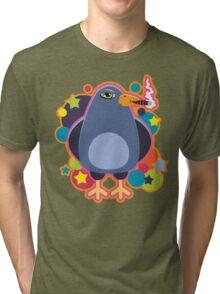 Cigar Bird Tri-blend T-Shirt