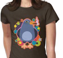Cigar Bird Womens Fitted T-Shirt