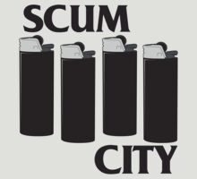 Scum City by designsloth