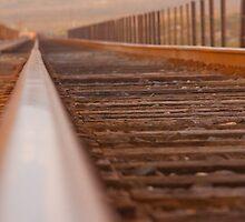 The Tracks Ahead by Autumn Long