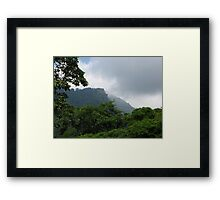 Henri Pittier National Park Framed Print