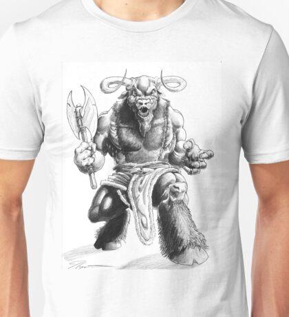 The Minotaur, Asterion Unisex T-Shirt