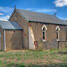 Tangmangaroo Anglican Church , NSW, Australia by Adrian Paul