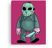 lil jason Canvas Print