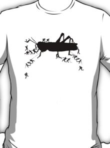 At war with the Insects T-Shirt