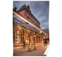Windsor Royal Station UK  Poster