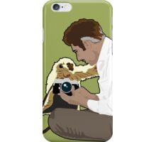 Gibbon Cam iPhone Case/Skin
