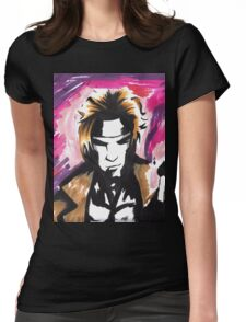 Psychedelic Gambit Womens Fitted T-Shirt