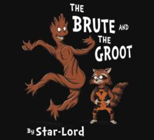 The Brute and The Groot Kids Clothes