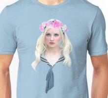 Flower Crown Babydoll Unisex T-Shirt