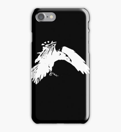 Corvidae Logo iPhone Case/Skin
