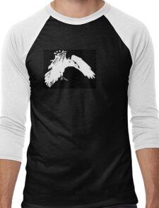 Corvidae Logo Men's Baseball ¾ T-Shirt