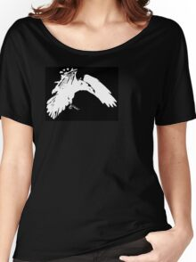 Corvidae Logo Women's Relaxed Fit T-Shirt