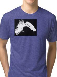 Corvidae Logo Tri-blend T-Shirt