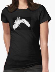 Corvidae Logo Womens Fitted T-Shirt
