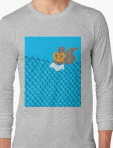 New York Squirrel Long Sleeve T-Shirt