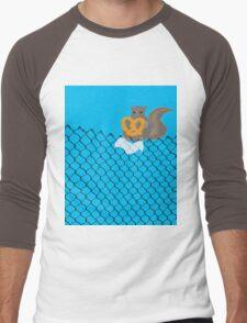 New York Squirrel Men's Baseball ¾ T-Shirt