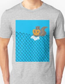 New York Squirrel Unisex T-Shirt