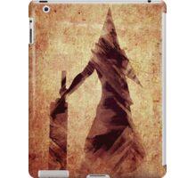 Silent Hill Pyramid Head Illustration iPad Case/Skin
