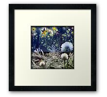 swingin' on a star Framed Print