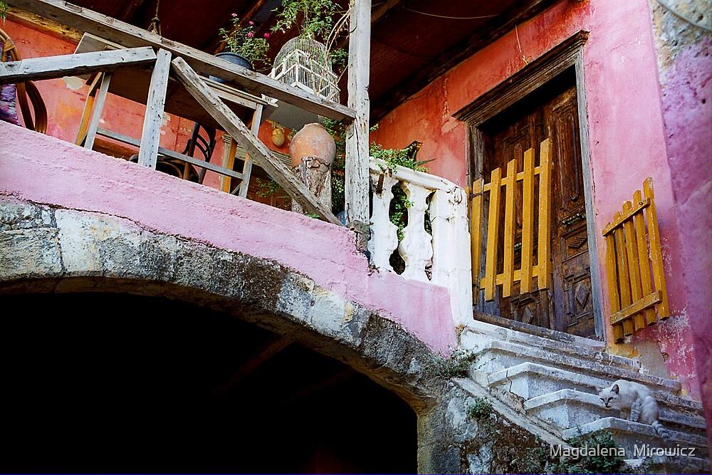 Balcony by Magdalena  Mirowicz