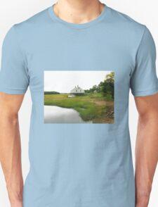 Tidal Idyll ~ Essex, Massachusetts T-Shirt