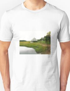 Tidal Idyll ~ Essex, Massachusetts T-Shirt