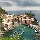 Vernazza by dawesy