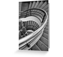 Steps  Greeting Card