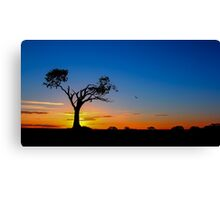 Zip-A-Tree-Doo-Dah Canvas Print