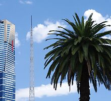 A Trio of Melbourne's Icons by Rhoufi